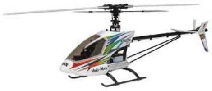 Kinetic .50 ARF Heli