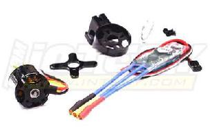 C23902 300W Outrunner+ ESC System for Slow Stick
