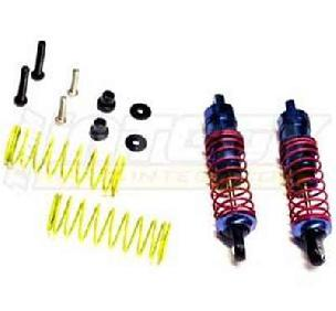 MT-010 Alloy Front Shock Set Mini-T