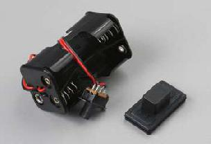 Traxxas Battery Holder w/Switch Cover TRA1523