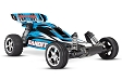 Traxxas Bandit: 1/10 Scale Off-Road Buggy. Ready-To-Race with TQ 2.4 radio system and XL-5 ESC