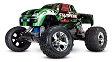 Traxxas Stampede1/10 Scale Monster Truck with TQ 2.4GHz radio system