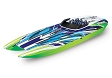DCB M41 Widebody Brushless 40' Race Boat. Fully assembled, Ready-to-Race
