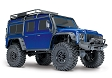 TRX-4 Scale and Trail Crawler with Land Rover Defender Body