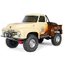 1/10 SCX10 II 1955 Ford F-100 4WD Truck Brushed RTR
