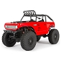 1/24 SCX24 Deadbolt 4WD Rock Crawler Brushed RTR