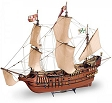 LATINA - 1/90 San Francisco II Wooden Model Ship Kit