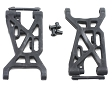 Losi Front Suspension Arm Set: 8B