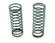 Losi Rear Shock Springs (Green) (MLST/2) (2)